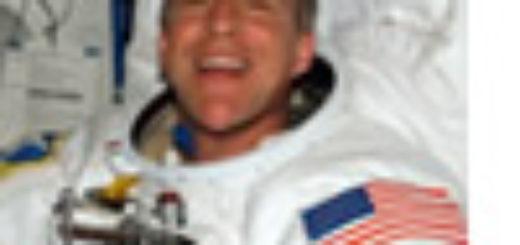NASA Astronaut Scott E. Parazynski