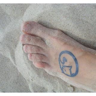 Tatuaże na plaże