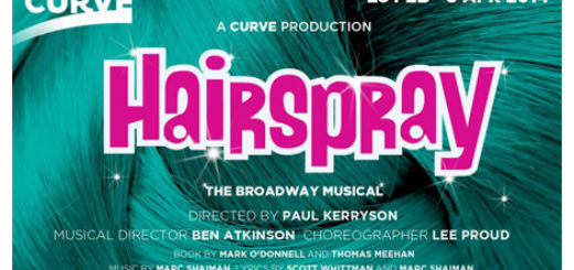 Curve's new production of Hairspray