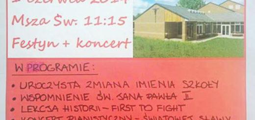 Diamentowy Jubileusz Polskiej Szkoły