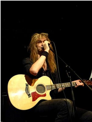 Arjen Lucassen, photo by Phil Vossen