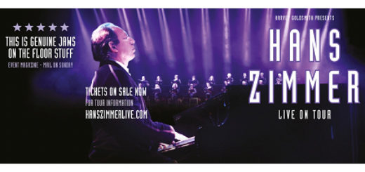 Hans Zimmer on Tour