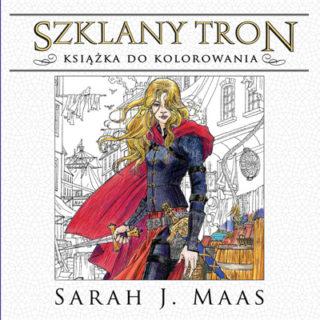 Sarah J. Maas, Szklany Tron
