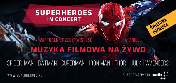 Superheroes in Concert