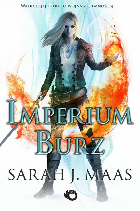 Imperium burz - Sarah J. Maas