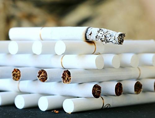 stop przemytowi papierosów