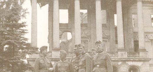 Zniszczenia Warszawy we Wrześniu '39